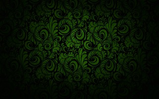 Next: Pattern Green Abstract