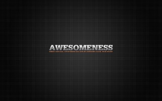 I Am Awesomeness wallpapers and stock photos
