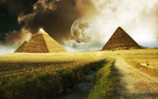 Previous: Surreal Pyramids & Scenery