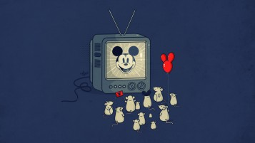 Mickey Mouse & Mice Funny wallpapers and stock photos