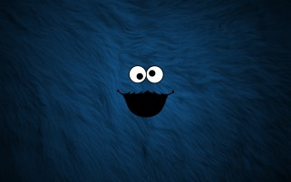 Cookie Monster Three wallpapers and stock photos