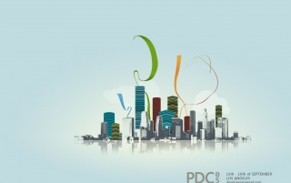 Microsoft PDC 2005 wallpapers and stock photos
