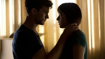 Fifty Shades of Grey Couple wallpapers and stock photos