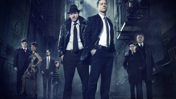 Gotham TV Show Characters wallpapers and stock photos