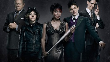 Gotham Villains wallpapers and stock photos