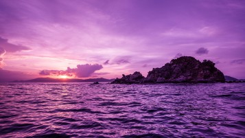 Pelican Island Sunset wallpapers and stock photos