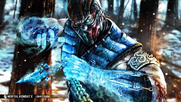 Mortal Kombat X Subzero wallpapers and stock photos
