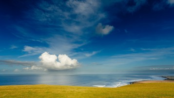 Sea Cost Landscape wallpapers and stock photos