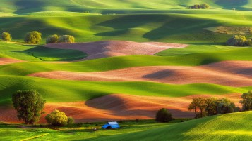Usa Steptoe Butte State Park wallpapers and stock photos