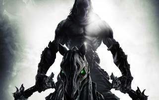 Darksiders Horseman wallpapers and stock photos