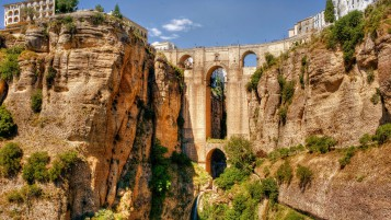 Ronda Spain wallpapers and stock photos