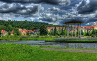 Germany Bad Liebenstein wallpapers and stock photos