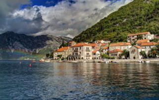 Perast Montenegro wallpapers and stock photos