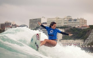 Alana Blanchard Surfing wallpapers and stock photos