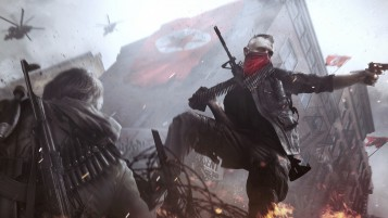 Homefront The Revolution Artwork wallpapers and stock photos