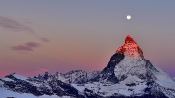 Mountain Peak wallpapers and stock photos