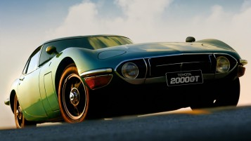 Toyota 2000 GT wallpapers and stock photos