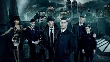 Gotham Poster wallpapers and stock photos