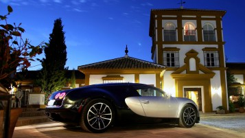 Bugatti Veyron 16.4 Super Sport wallpapers and stock photos