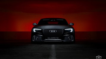 Black Audi S5 wallpapers and stock photos