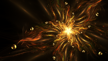 Ignite Fractal wallpapers and stock photos