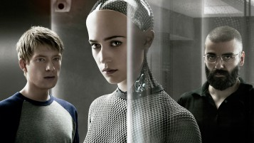 2015 Ex Machina Film wallpapers and stock photos