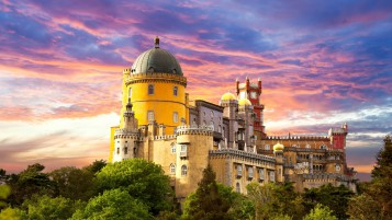 Next: Pena National Palace Portugal