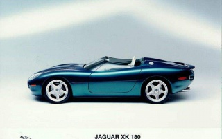 Jaguar XK 180 wallpapers and stock photos