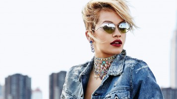 Rita Ora con gafas de sol wallpapers and stock photos