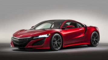 2015 Honda NSX wallpapers and stock photos