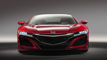 2015 Honda NSX Front wallpapers and stock photos
