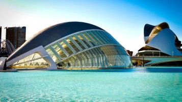 City of Arts and Sciences Valencia wallpapers and stock photos