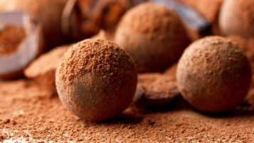 Chocolate Truffles wallpapers and stock photos