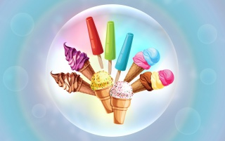 Delicious Ice Cream wallpapers and stock photos