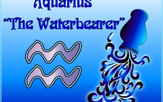 Aquarius The Water Bearer wallpapers and stock photos