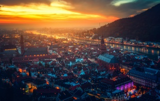 Heidelberg Germany wallpapers and stock photos