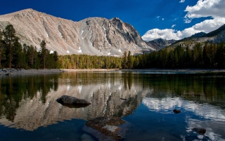 Dorothy Lake California wallpapers and stock photos