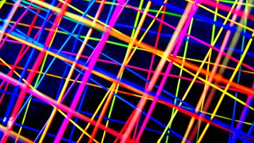 Abstract Colorful Lines wallpapers and stock photos