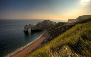 Random: Durdle Door Coast Nine