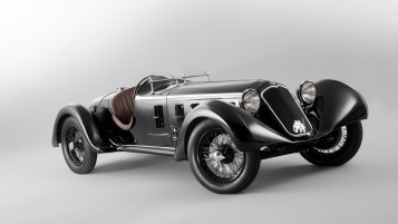 Alfa Romeo 6C 1750 SS 1929 wallpapers and stock photos