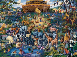 Noahs Ark One wallpapers and stock photos