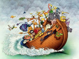 Noahs Ark Two wallpapers and stock photos