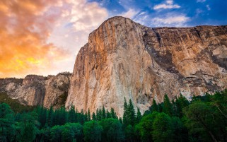 Yosemite Mountains wallpapers and stock photos