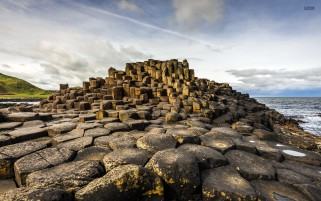Giants Causeway Ireland wallpapers and stock photos
