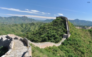 Great Wall Of China Eight wallpapers and stock photos