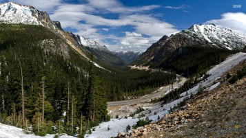 North Cascades Washington Usa wallpapers and stock photos
