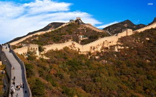 Great Wall Of China Ten wallpapers and stock photos