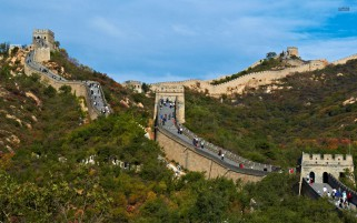 Random: Great Wall Of China Nine