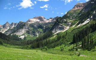 Spider Meadow Washington State wallpapers and stock photos
