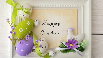 Frohe Ostern 2015 wallpapers and stock photos